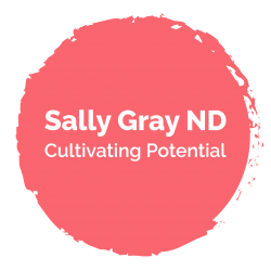 "Sally Gray ND ""Cultivating Potential"""